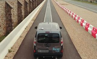 جادهای که خودرو الکتریکی شما را شارژ میکند +فیلم