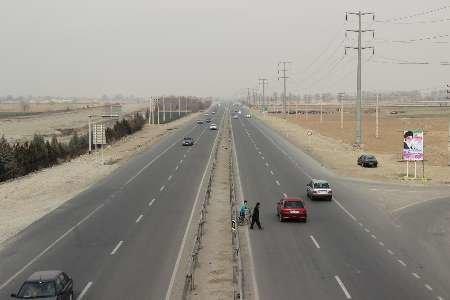 بازگشایی جاده شیراز - بیضا از اول دی