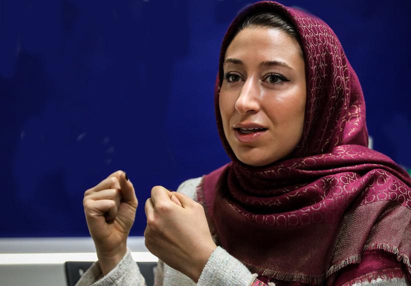 تصمیم عجیبی که دختر فوتبالیست آمریکایی در ایران گرفت!
