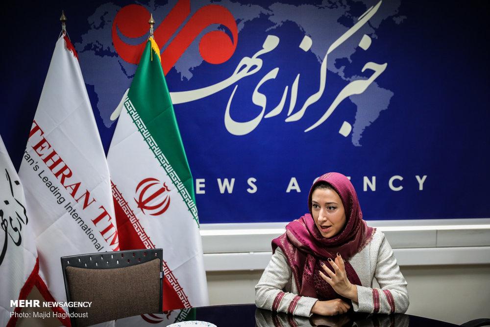 تصمیم عجیبی که دختر آمریکایی در ایران گرفت!