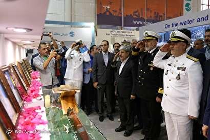 باشگاه خبرنگاران -نمایشگاه بین المللی دریایی جمهوری اسلامی ایران
