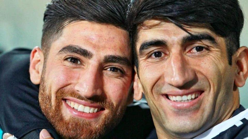 بیرانوند و جهانبخش نامزد توپ طلای ۲۰۱۸ شدند