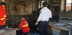 آتشسوزی یک واحد آموزشی درزاهدان/ فوت ۳ دانشآموز حادثهدیده /مدیر و مربی آموزشی بازداشت شدند+اسامی مصدومان و تصاویر