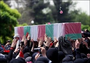 تا ساعاتی دیگر؛ تشیع پیکر سردار منصوری در زادگاهش
