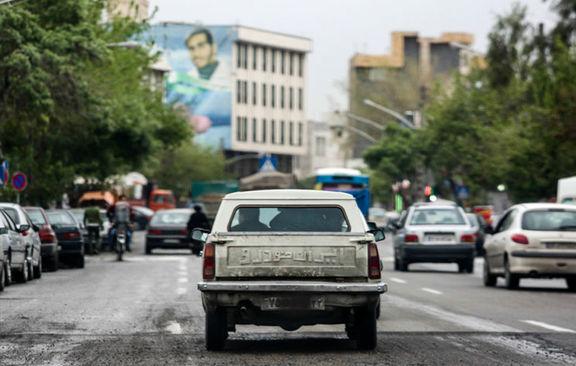 سهم ۶۵ درصدی خودروهای فرسوده در انتشار الودگی هوای تهران/ مزایا و شرایط ثبت نام کارتهای نوسازی خودروهای فرسوده