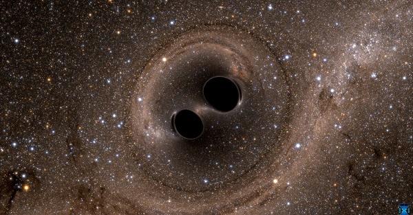 اطلاعات جدیدی از بزرگترین برخورد سیاهچالهای تاریخ فاش شد +عکس و فیلم