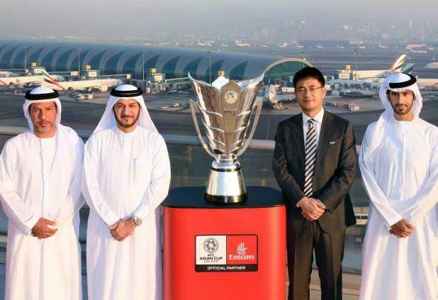 کاپ قهرمانی جام ملتهای آسیا به امارات برگشت