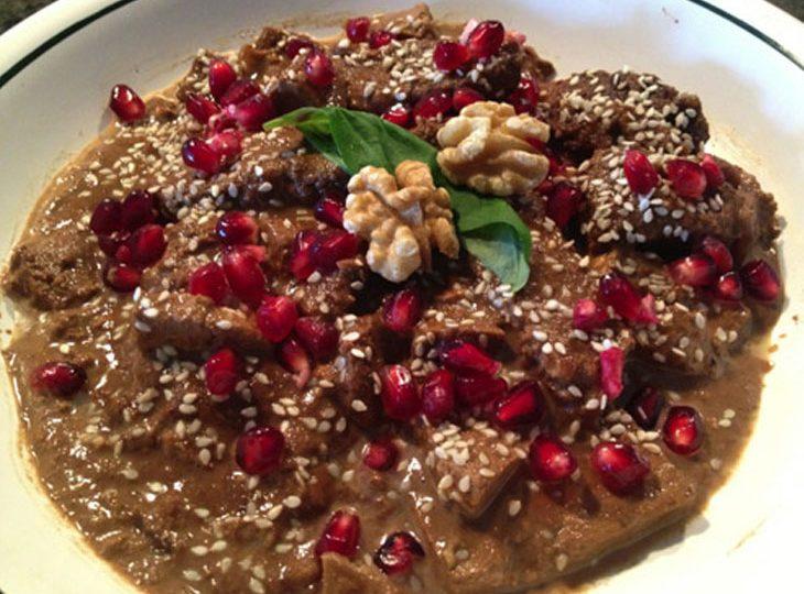 غذایی خوشمزه مخصوص شب یلدا/ با مصرف این غذا زیبایی نوزادتان را تضمین کنید