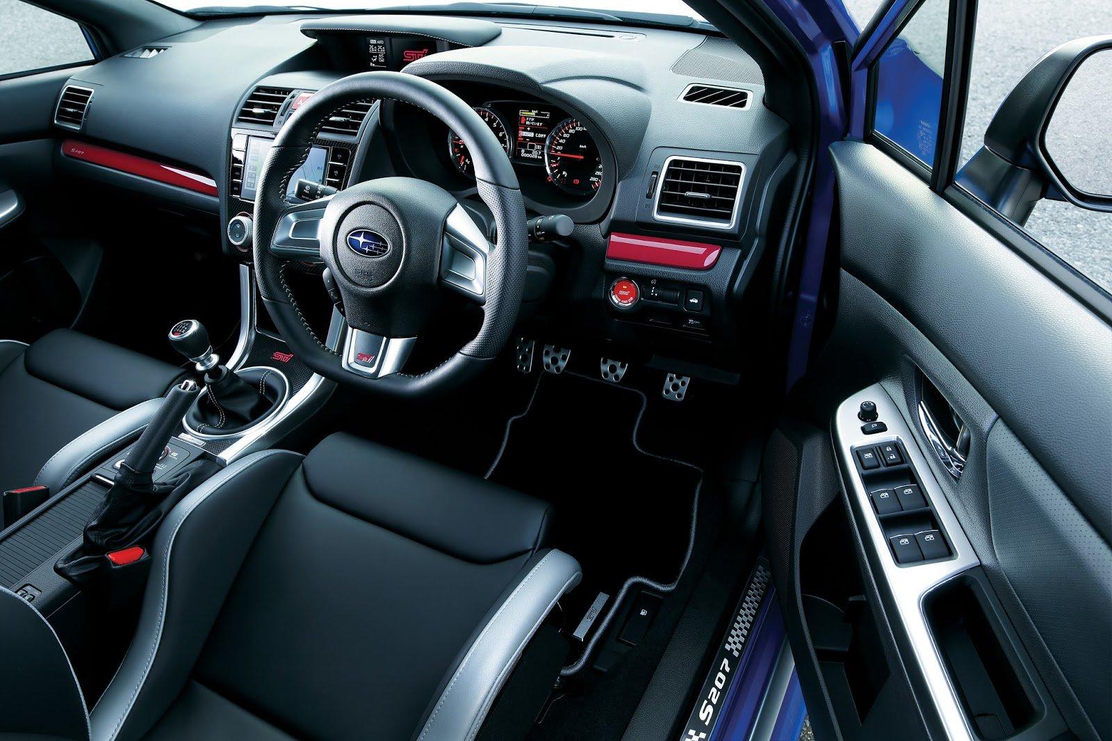 قویترین مدل سوبارو WRX با تولید محدود به فروش میرسد