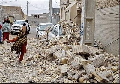کرمانشاه لرزید/ زلزله ۶.۴ ریشتری سرپل ذهاب مصدومی نداشت