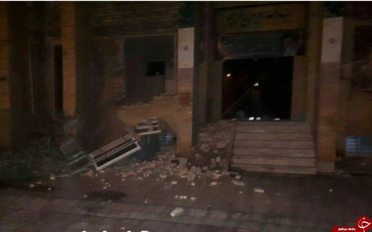 زلزله ٦.٥ ریشتری کرمانشاه را لرزاند/مدیرعامل جمعیت هلال احمر استان کرمانشاه: 12 تیم ارزیاب به مناطق زلزله زده اعزام شدند.