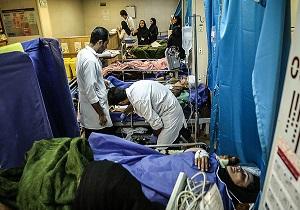 آمار مصدومان شب گذشته کرمانشاه تا ساعت 6 صبح اعلام شد