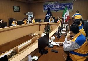 ۱۶ تیم ارزیابی خسارت دامپزشکی عازم مناطق زلزله زده شد