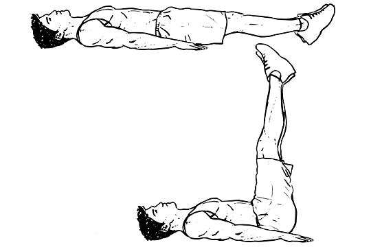 ورزشهای مناسب برای داشتن شکمی عضلانی+ تصویر