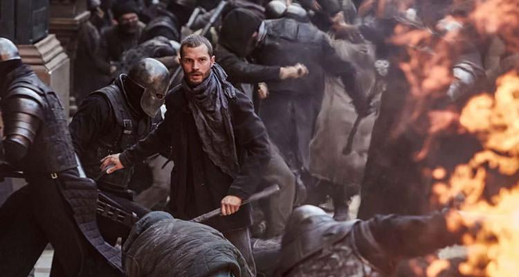 تیر «رابین هود» به سنگ خورد/ ناکامی فیلم سینمایی «رابین هود» در افتتاحیه