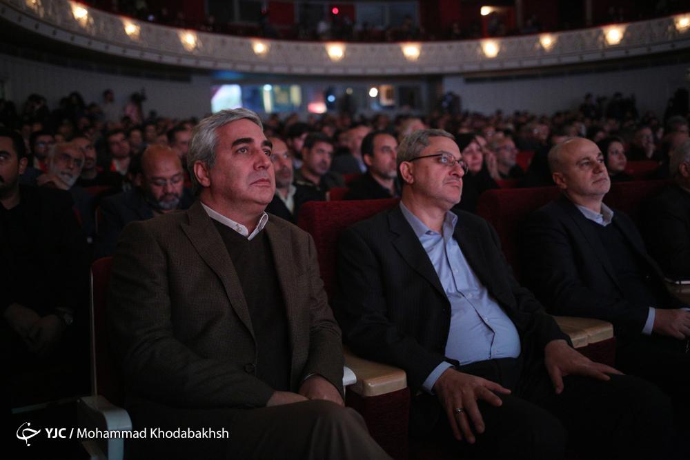 آغاز به کار پانزدهمین جشنواره بینالمللی فیلم مقاومت/ برگزیدگان ۴۰ سال سینمای مقاومت تجلیل شدند