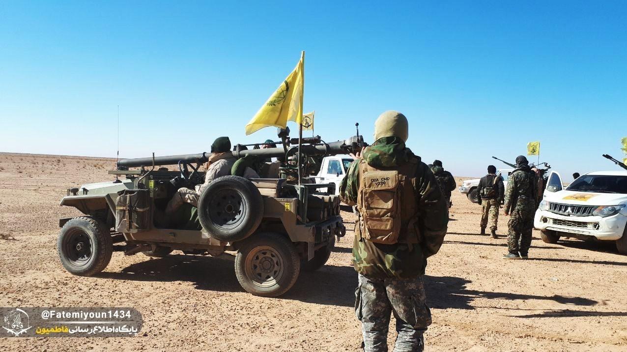 همه چیز درباره سقوط آخرین دژ داعش به دست فاطمیون/ از کشف قرصهای تروریستپسند تا غنیمتی بزرگ در دست رزمندگان+فیلم و تصاویر