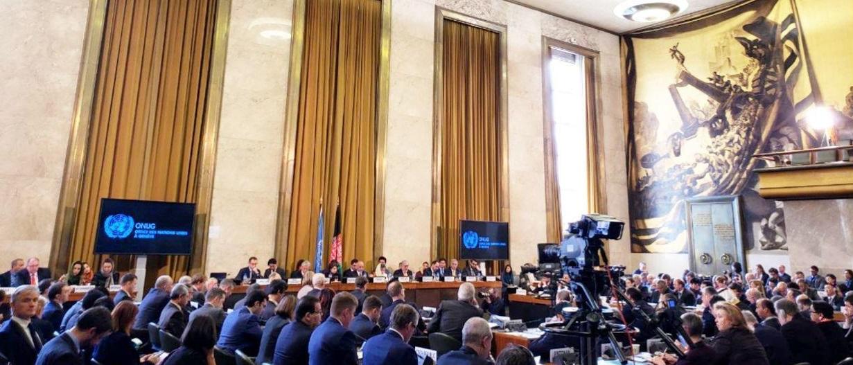متن سخنرانی ظریف در نشست افغانستان