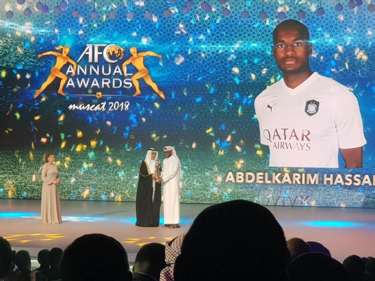 لحظه به لحظه با مراسم انتخاب بهترینهای آسیا