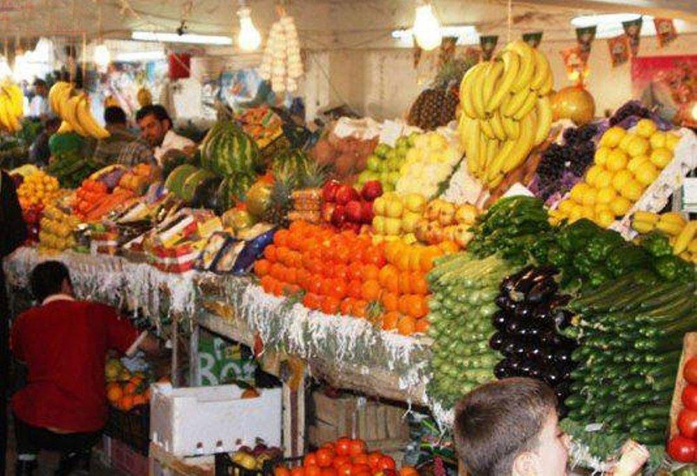آخرین تحولات بازار میوه و صیفی/رکود و آرامش بر بازار حاکم است