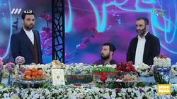 اتفاق بامزه برای یک تماشاچی در برنامه نوروزی احسان علیخانی + فیلم