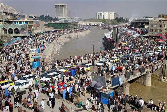 باشگاه خبرنگاران - افغانستان ۳۱ میلیون و ششصد هزار نفر جمعیت دارد