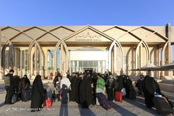 خروج زائران نوروزی عتبات عالیات از مرز مهران