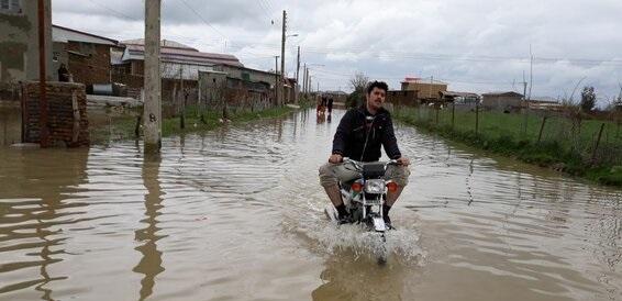 هشدار پدر کویرشناسی درباره مناطق سیلزده/لایروبی رودهای آققلا اشتباه است