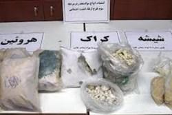کشف بیش از ۱۳ هزار قرص مواد مخدر از یک سوداگر مرگ در زنجان