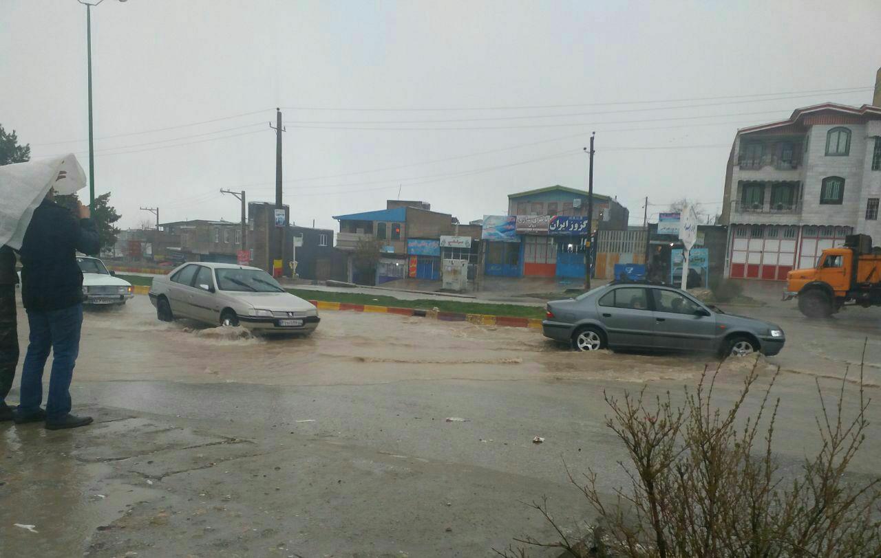 دستور تخلیه منازل حاشیه رودخانه شهر گیان صادر شد