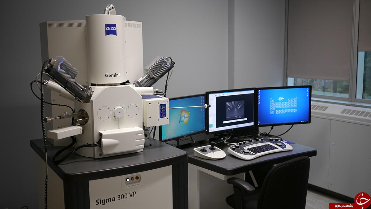 از میکروسکوپ الکترونی روبشی (SEM) چه می دانید؟