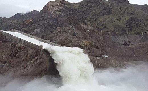 آخرین وضعیت بارندگی سیلآسا در سراسر کشور/سوسنگرد از وقوع سیل نجات یافت+ تصاویر