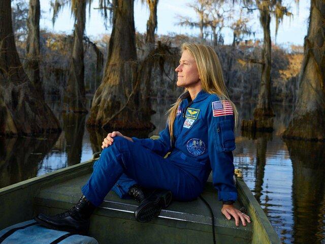 فضانوردان از زمین چه توصیفی دارند؟ + تصاویر