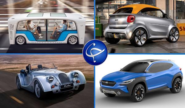 معرفی بهترین و بدترین مدلهای رونمایی شده در نمایشگاه خودرو ژنو ۲۰۱۹ +تصاویر