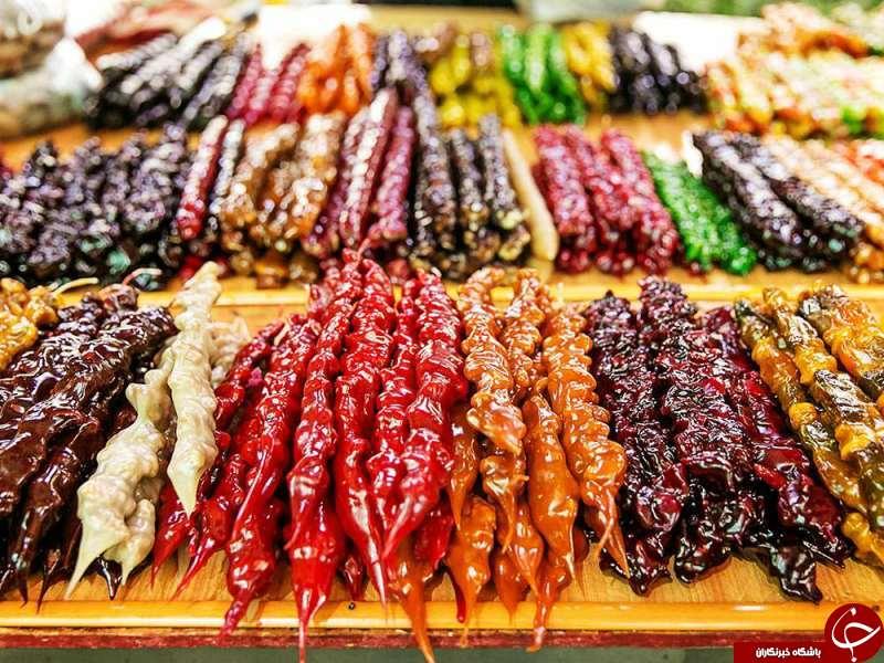 سوغاتیهای خاص کشور گرجستان را بشناسید