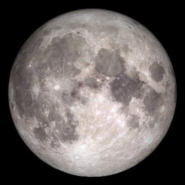 کشف اطلاعاتی جدید از ساختارهای درونی کره ماه