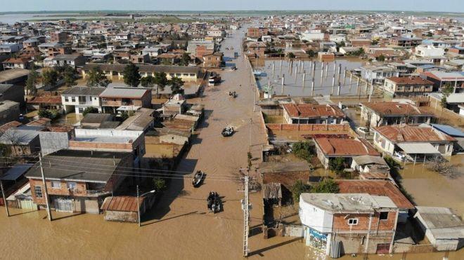 آخرین اخبار از وقوع سیل در استانها پنجشنبه ۱۵ فروردین