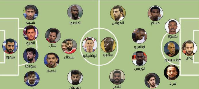 ۴ ایرانی در ترکیب احتمالی تیمهای قطری