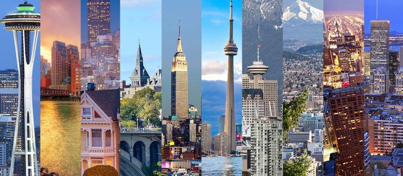 گرانترین و ارزانترین شهرهای دنیا را بشناسید + اینفوگرافیک