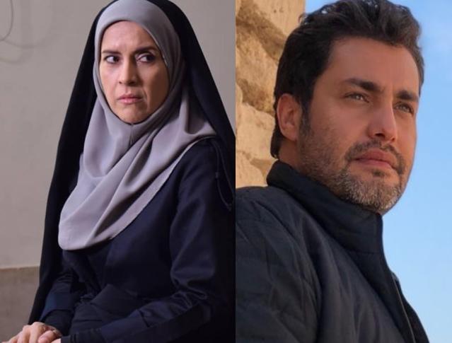جدال لفظی دو بازیگر معروف بر سر شرکت کننده جنجالی عصر جدید!