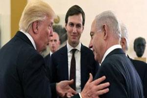 افشای طرح آمریکایی معامله قرن از زبان نتانیاهو