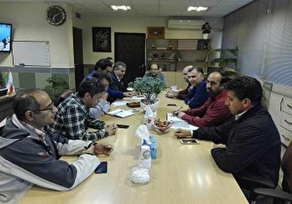 باشگاه خبرنگاران - برگزاری جلسه کمیته مدیریت بحران شرکت آب کردستان با محوریت سد گاوشان