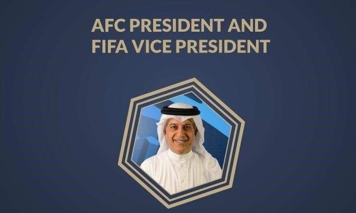 شیخ سلمان در ریاست AFC ابقا شد