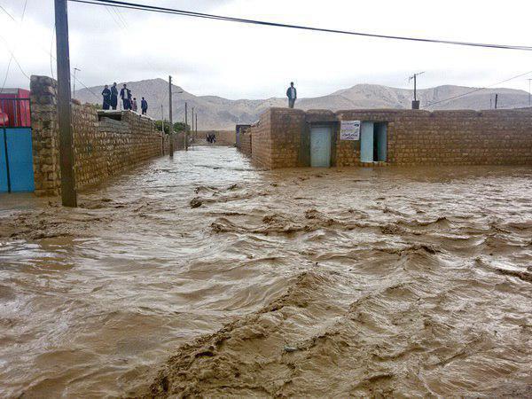 برآورد بیش از ۸۳ میلیارد خسارت سیلاب در کرمان