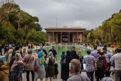 افزایش بیش از ۱۴درصدی تعداد بازدیدکنندگان بناهای تاریخی اصفهان