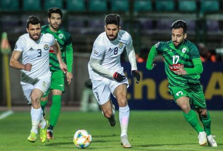 ذوب آهن ایران - الوصل امارات
