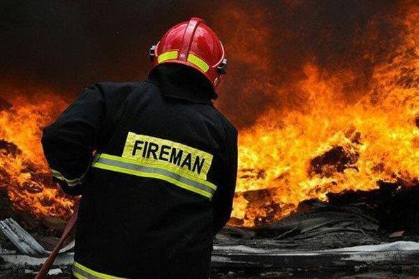 انفجار و آتشسوزی مهیب در ساختمان مسکونی در پاریس