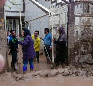 آخرین اخبار از مناطق سیلزده یک شنبه ۱۸ فروردین ماه