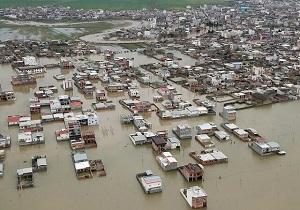 آخرین اخبار از مناطق سیلزده یک شنبه ۱۸ فروردین ماه + تصاویر