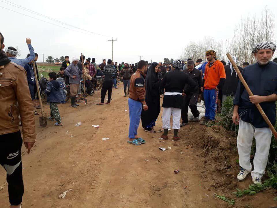 آخرین اخبار از مناطق سیلزده یک شنبه ۱۸ فروردین ماه + تصاویر/ مردم حاضر به تخلیه شهر رفیع نیستند